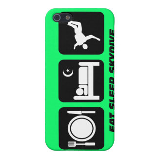 eat sleep sky diving case for iPhone SE/5/5s