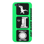 eat sleep sky diving covers for iPhone 5