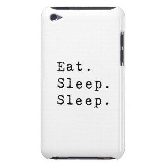 Eat Sleep Sleep iPod Touch Cover