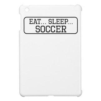 Eat Sleep Soccer Case For The iPad Mini