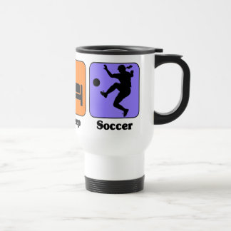 Eat Sleep Soccer mug