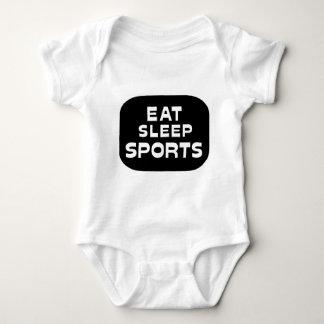 Eat Sleep Sports Tees