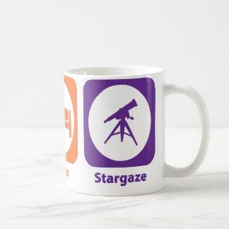 Eat Sleep Stargaze Mug
