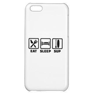 Eat sleep SUP Cover For iPhone 5C