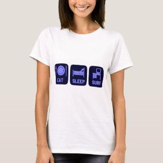 Eat Sleep Surf Online T-Shirt