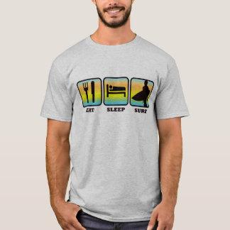 Eat, Sleep, Surf T-Shirt