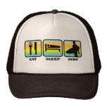 Eat, Sleep, Surf Trucker Hat