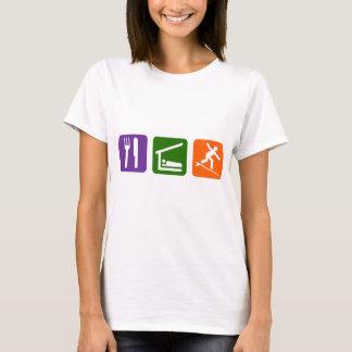 Eat Sleep Surfing T-Shirt
