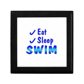 Eat Sleep Swim Gift Box