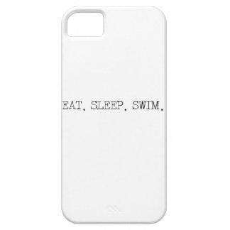 Eat Sleep Swim iPhone SE/5/5s Case