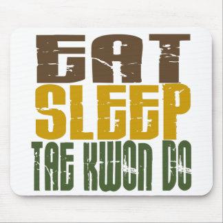 Eat Sleep Tae Kwon Do 1 Mouse Pad