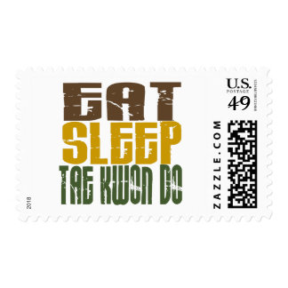 Eat Sleep Tae Kwon Do 1 Postage