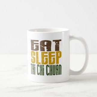 Eat Sleep Tai Chi Chuan 1 Classic White Coffee Mug