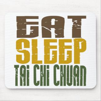 Eat Sleep Tai Chi Chuan 1 Mouse Pad