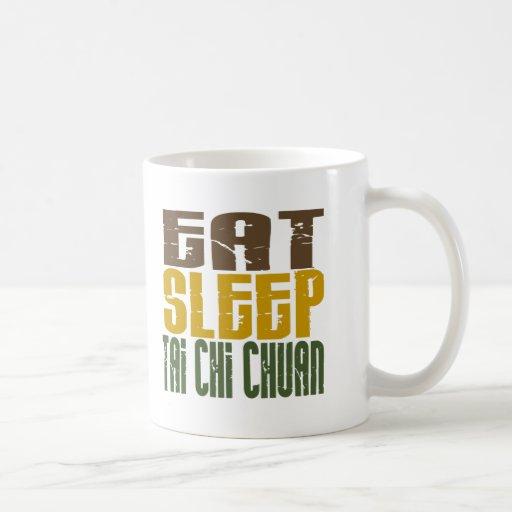 Eat Sleep Tai Chi Chuan 1 Mug