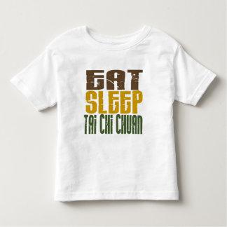 Eat Sleep Tai Chi Chuan 1 Tee Shirts