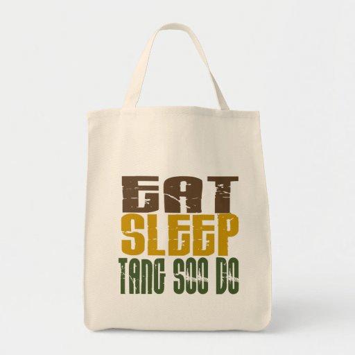 Eat Sleep Tang Soo Do 1 Tote Bags