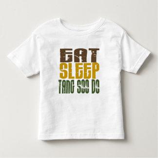Eat Sleep Tang Soo Do 1 Toddler T-shirt
