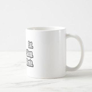 Eat. Sleep. Teach 1st Grade. Coffee Mugs
