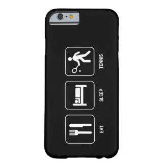 Eat Sleep Tennis iPhone 6 Case