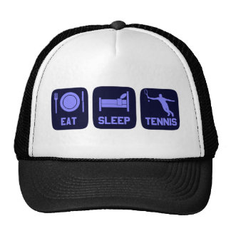 Eat Sleep Tennis Trucker Hat