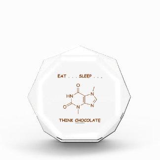 Eat ... Sleep ... Think Chocolate (Theobromine) Award