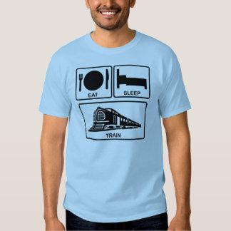 Eat, Sleep, Train T-Shirt