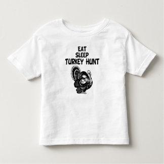 Eat, Sleep, Turkey Hunt Toddler T-shirt