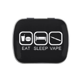 Eat. Sleep. Vape. Pro Vaping Jelly Belly Tin
