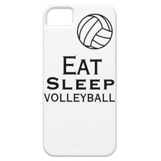 Eat. Sleep. Volleyball Case