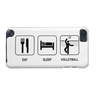 Eat Sleep Volleyball iPod Touch 5G Case