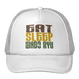 Eat Sleep Wado Ryu 1 Trucker Hat