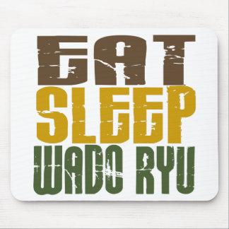 Eat Sleep Wado Ryu 1 Mouse Mat