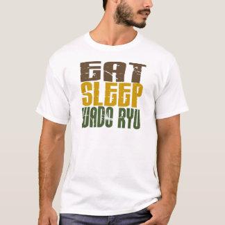 Eat Sleep Wado Ryu 1 T-Shirt