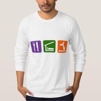 Eat Sleep Whale Watching T-Shirt