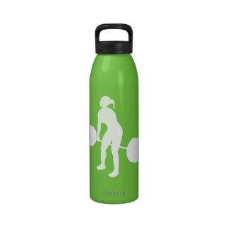 Eat Sleep WOD - Crossfit Drinking Bottle