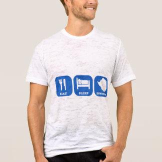 Eat Sleep Zimbabwe T-Shirt