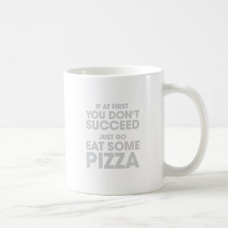 Eat Some Pizza Coffee Mug
