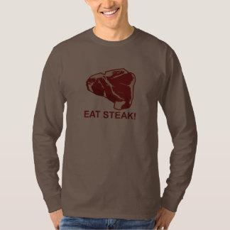 Eat STeak Tee Shirt