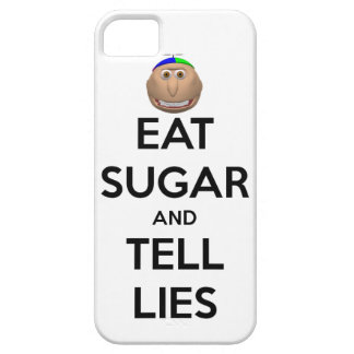 EAT SUGAR AND TELL LIES iPhone case iPhone 5 Covers