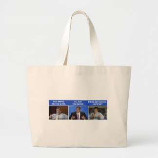 EAT THE GUNS zz.png Tote Bags