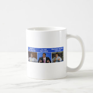 EAT THE GUNS zz.png Coffee Mug