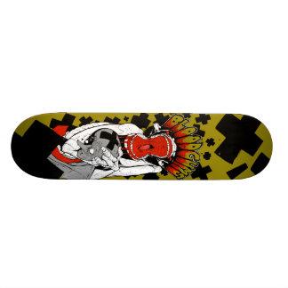 Eat the Rich! Skateboard