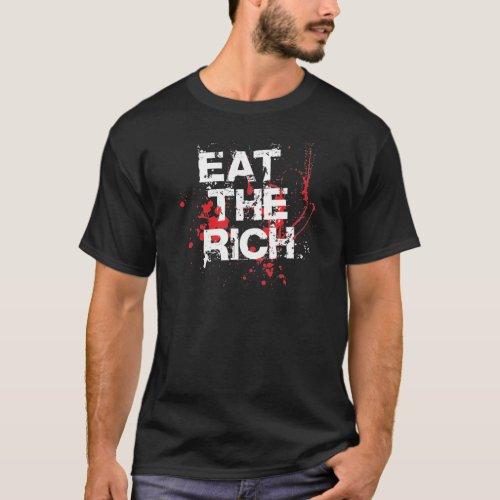 Eat The Rich T_Shirt