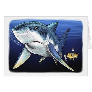 Eat the Shark Card
