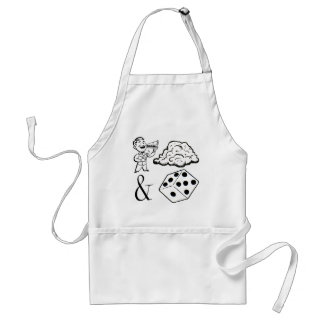 Eat (This) and Die! Adult Apron