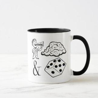 Eat (This) and Die! Mug