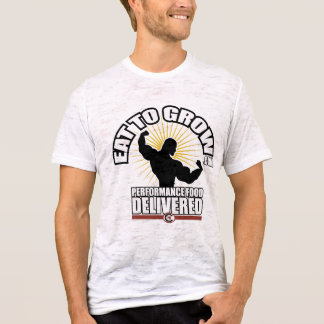 Eat To Grow Destroyed T-Shirt