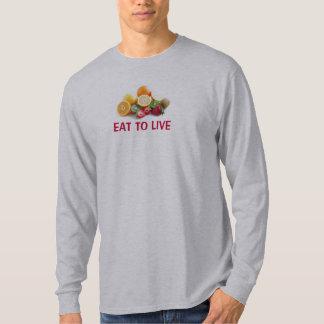 Eat To Live Nutritarian T-Shirt