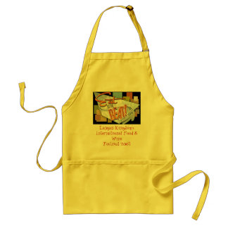 Eat To The Beat Apron